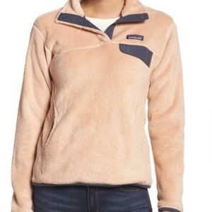 Patagonia Rosewater Re Tool Snap T Pullover